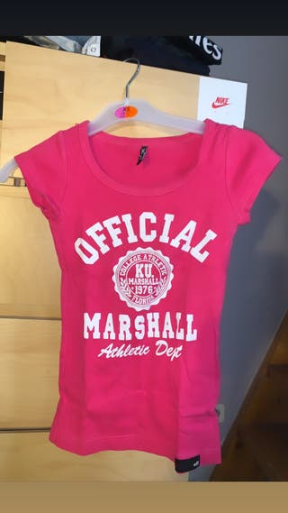 Camiseta official Marshall