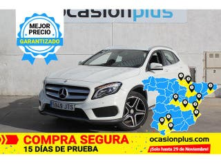 Mercedes-Benz Clase GLA GLA 220 d 4MATIC AMG Line 130 kW (177 CV)