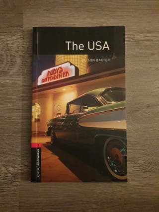 LIBRO THE USA DE ALISON BAXTER