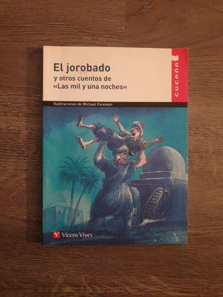 LIBRO EL JOROBADO Y OTROS CUENTOS DE LAS MIL Y UNA