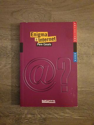 LIBRO ENIGMA DE INTERNET DE PERE CASALS