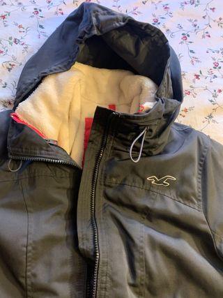 Abrigo de invierno Hollister