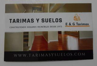 instalacion de Tarimas