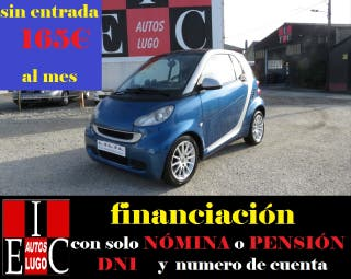 Smart Fortwo Coupe 71cv Passion
