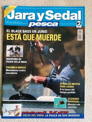 Revista Jara y Sedal Pesca N°14 Junio 2004