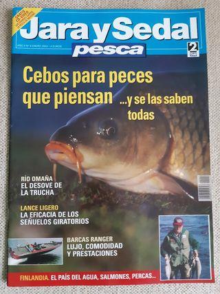 Revista Jara y Sedal Pesca N°9 Enero 2004