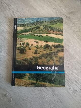 libro de Geografía Bachillerato