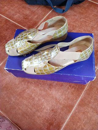 zapatos ancho especiales