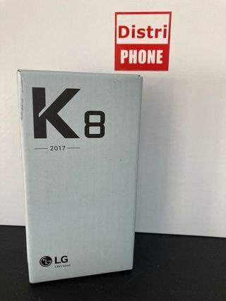 LG K8 precintado