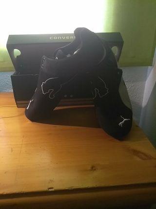 Zapatillas de fórmula 1 (Puma x escudería Ferrari)