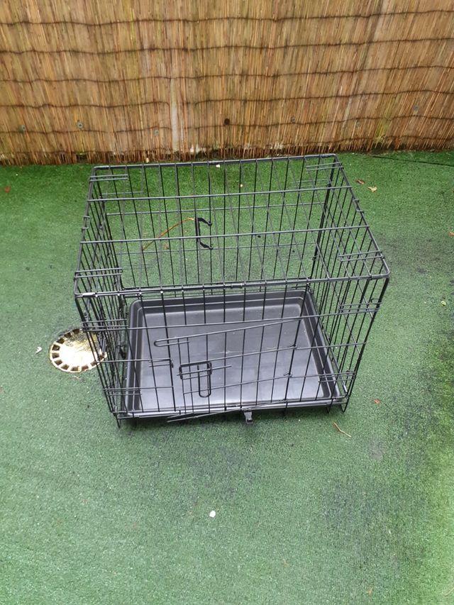 caja perro nueva a recoger en hendaya