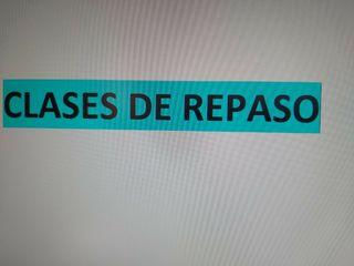 CLASES REPASO GRADO ADE