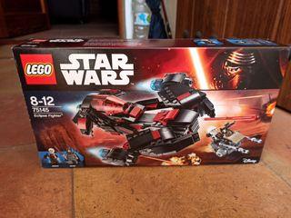 Lego Star Wars Eclipse Fighter SIN ABRIR