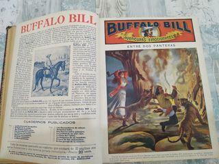 se vende tomo de búfalo bill