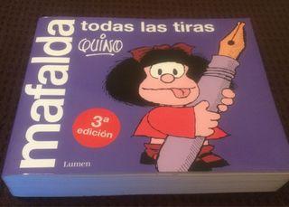 Mafalda.Todas las tiras