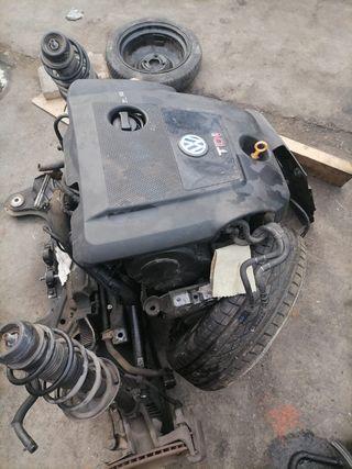 motor 1.9 tdi inyector bomba 6 marchas