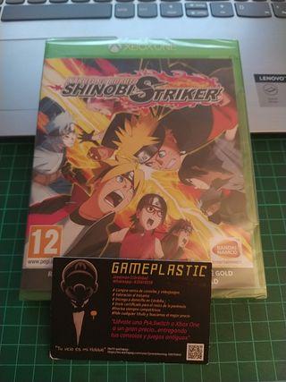 Shinobi Striker Xbox One (Precintado)