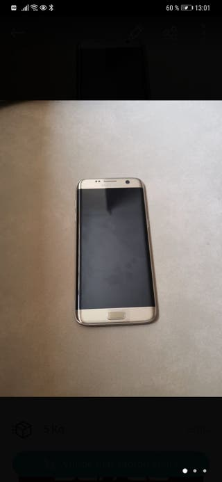 Samsung galaxy s7 edge oro