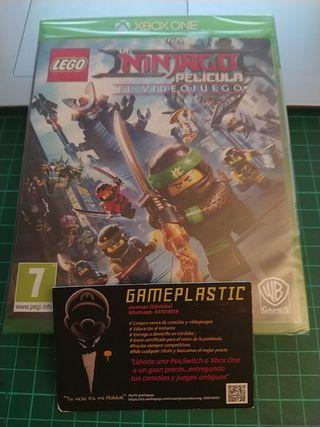 Lego Ninjago El Videojuego Xbox One (Precintado)