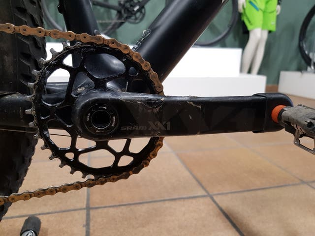 Btt Specialized Epic HT S-Works