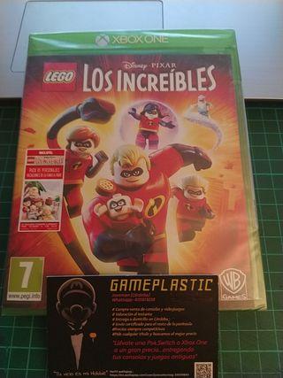 Lego Los Increíbles Xbox One (Precintado)