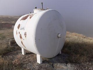 Deposito combustible metálico 5000 litros