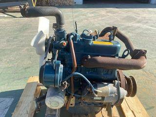 Motor kubota D662 19HP 3cil