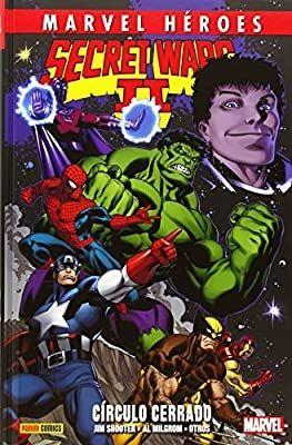 Marvel Héroes secret wars II