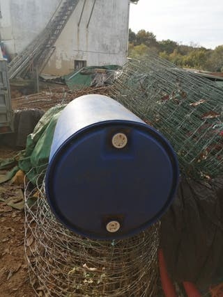 Barricas de fermentación