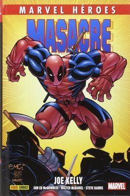 Marvel Héroes: Masacre 1