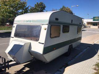 caravana chateau 4 plazas-750kg