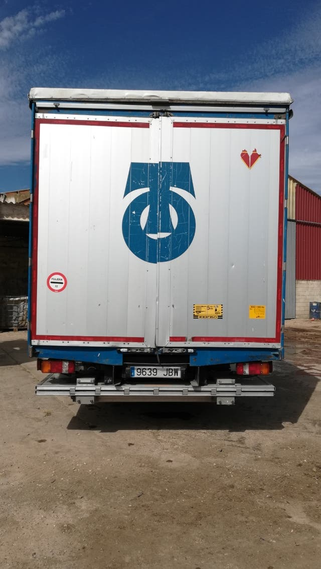 Camión Man Tgl 12250 2011