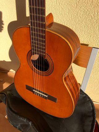 Guitarra Vicente Tatay Tomás de 1974