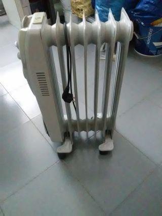 radiador electrico funciona perfectamente