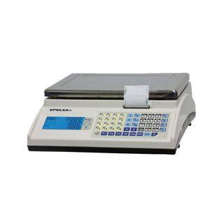 Balanza comercio homologada con impresora