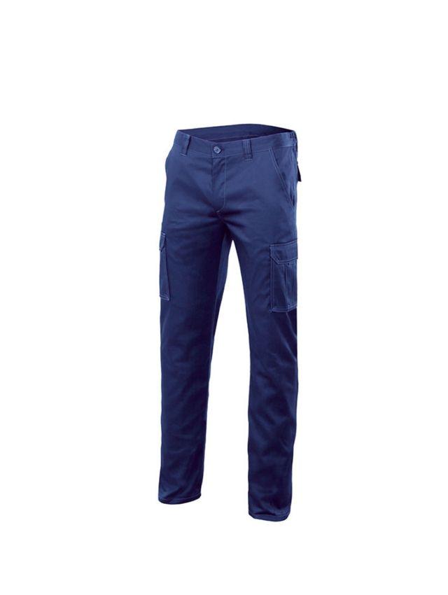 Pantalones Trabajo Azules Velilla T 48 Nuevos De Segunda Mano Por 13 En L Hospitalet De Llobregat En Wallapop