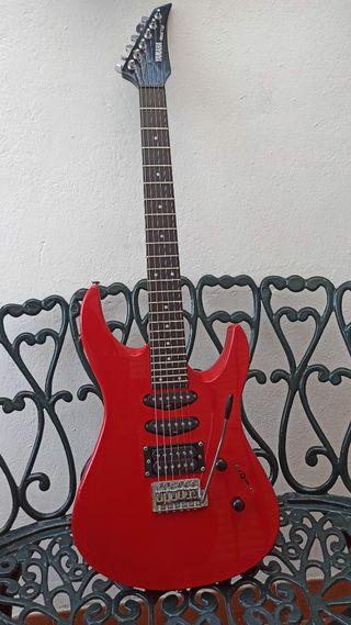 Guitarra eléctrica Yamaha RGX 112