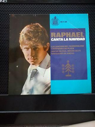 Disco vinilo RAPHAEL CANTA LA NAVIDAD
