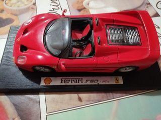Maqueta FERRARI F50 (1995)