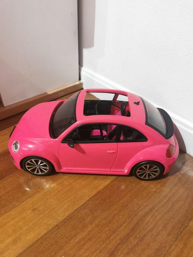 Coche Barbie