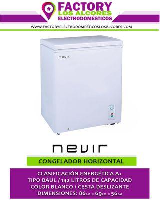 ARCON CONGELADOR NEVIR 143 LTS