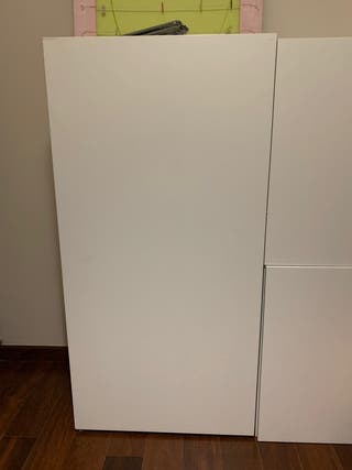 Armario Platsa Ikea blanco 60x42x121