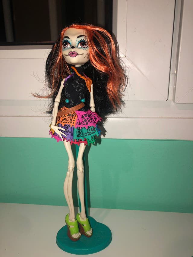 Monster High Scaris Skelita
