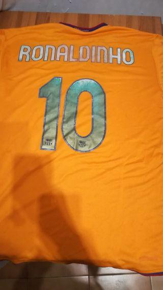 juego camisetas y chaqueta Barça FC Barcelona