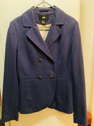 Veste/Blazer Bleu Marine Taille 38