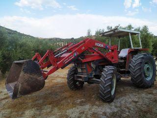 Tractor Fiat 80.66