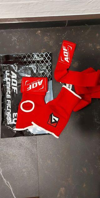 Protecciones de boxeo AQF (guantes)