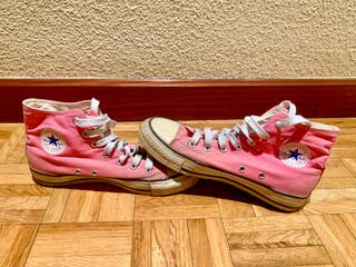 Zapatillas Converse Rosas Talla 39