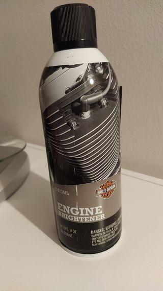 Engine Brightener Harley Davidson