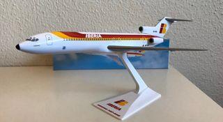 Precioso avión Boeing 727 IBERIA 1:200